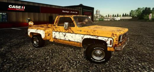 Photo of FS19 – Exp19 Chevy 79 Singlecab Stepside V1