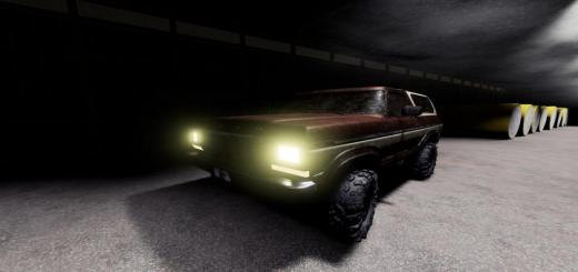 Photo of FS19 – Exp19 Ford Bronco Custom 1978 V1