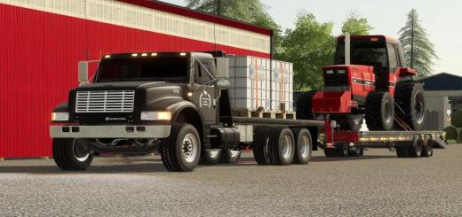Photo of FS19 – Exp19 International 4900 Pack Multiplayer Supported V1.1