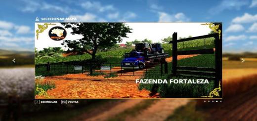Photo of FS19 – Fazenda Fortaleza Map V1.3 Alfa