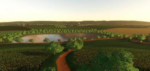 Photo of FS19 – Fazenda Fortaleza Map V1