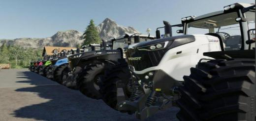 Photo of FS19 – Fendt 1050 Tuning Edition V1