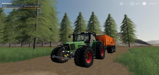 Photo of FS19 – Fendt 900 Favorit Vario Tractor V1