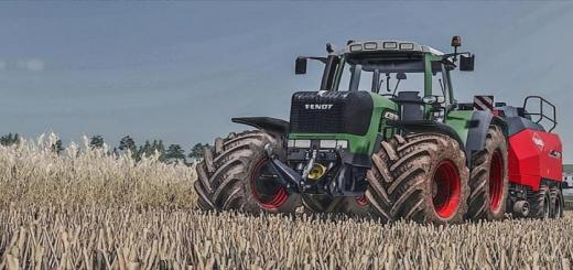 Photo of FS19 – Fendt 900 Vario Tms Tractor V2.1