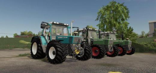 Photo of FS19 – Fendt Farmer 300 Pack V1