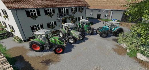 Photo of FS19 – Fendt Vario 700 Tractor V1.2.1