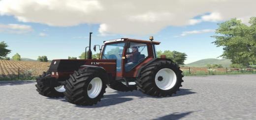 Photo of FS19 – Fiat Agri F130 Tractor V1