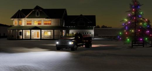 Photo of FS19 – Ford F650 Lifted V1