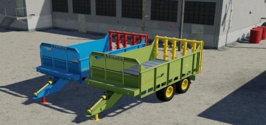 Photo of FS19 – Fortschritt T088 + D353 Trailer V1.0.0.1
