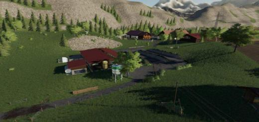 Photo of FS19 – Gamsting Map V1