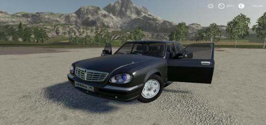 Photo of FS19 – Gaz 31105 Volga V1