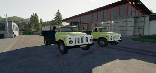 Photo of FS19 – Gaz 53 Truck V1