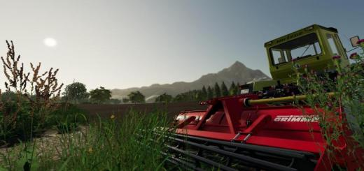 Photo of FS19 – Grimme Gr300 V1