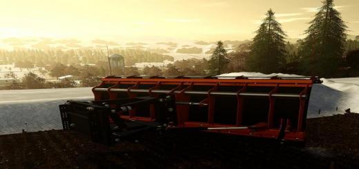 Photo of FS19 – Heavyduty Snowplow V1