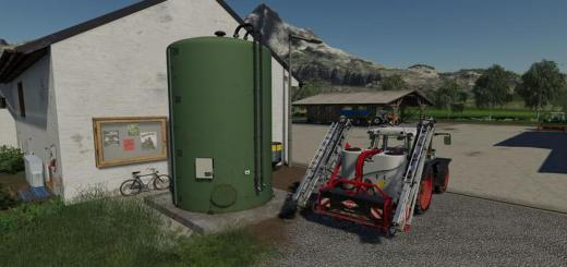 Photo of FS19 – Herbicide Tanks V1