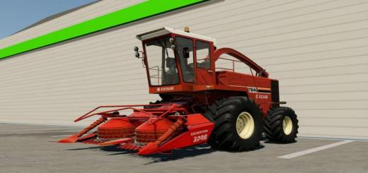 Photo of FS19 – Hesston 7840 Combine V1