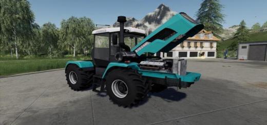 Photo of FS19 – Htz 244K Tractor V1.2