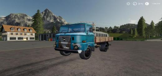 Photo of FS19 – Ifa W50 L/Sp Truck V1