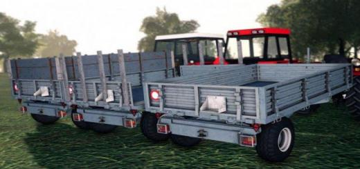 Photo of FS19 – Imt 433.15 3/5T Trailer V1
