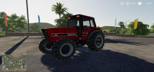Photo of FS19 – International Ih 3688 Tractor V1