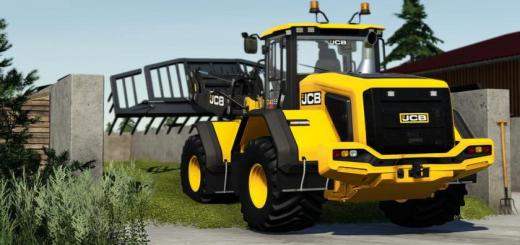 Photo of FS19 – Jcb 435S Stage Iv And V V1.0.0.1