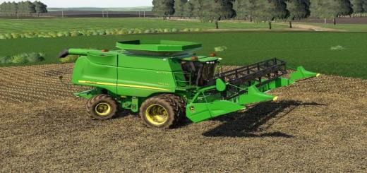 Photo of FS19 – John Deere 600F Pack V1