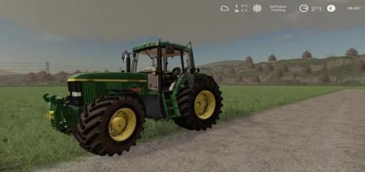 Photo of FS19 – John Deere 6010 Tractor V2