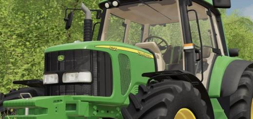 Photo of FS19 – John Deere 6020 Premium 4 Cyl V1.0