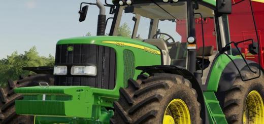 Photo of FS19 – John Deere 6020 Premium Tractor V1.0.0.1