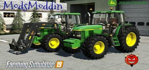 Photo of FS19 – John Deere 6610/6810 / 6910 / 6910S Tractor V2.5