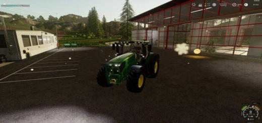 Photo of FS19 – John Deere 6R Series V2