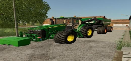 Photo of FS19 – John Deere 8030 Tractor V1.2