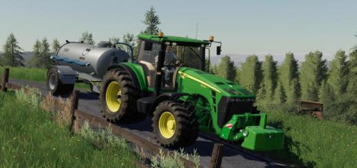 Photo of FS19 – John Deere 8530 Tractor V2