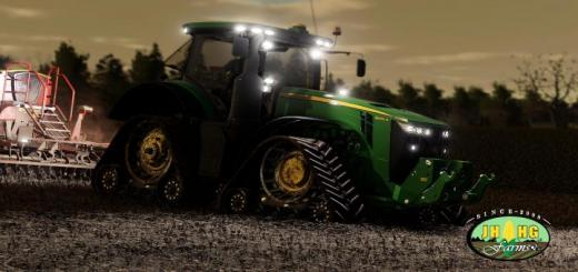 Photo of FS19 – John Deere 8R (2016-2018) Series Eu Official V2