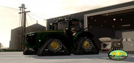 Photo of FS19 – John Deere 8R (2016-2018) Series Us Official V3.5