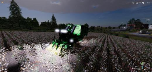 Photo of FS19 – John Deere 9970 Cotton Picker Beta