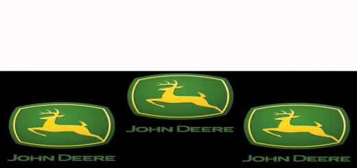 Photo of FS19 – John Deere Logo Background V1