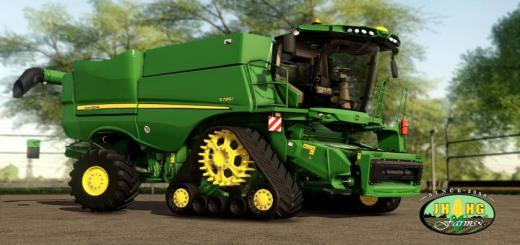 Photo of FS19 – John Deere S700I Series European Official V2.1