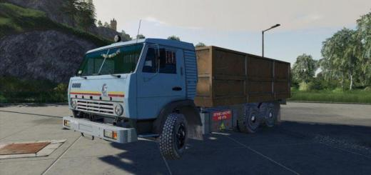 Photo of FS19 – Kamaz 5320 Markelov V1