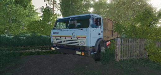 Photo of FS19 – Kamaz 5320 Truck V1.0.0.1