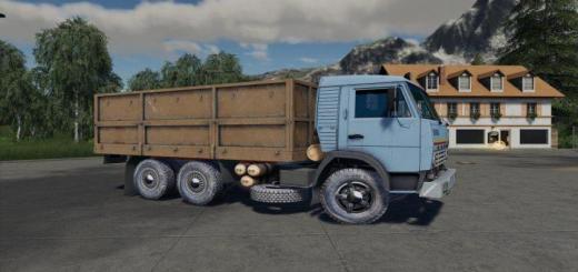 Photo of FS19 – Kamaz 5320 Truck V1.1