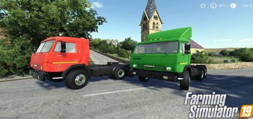 Photo of FS19 – Kamaz 5460 Truck V1