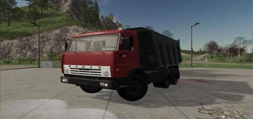 Photo of FS19 – Kamaz 55111 Truck V1.8