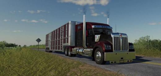 Photo of FS19 – Kenworth W990 Truck V1