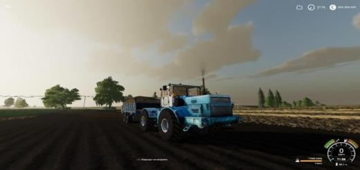 Photo of FS19 – Kirovec K 700 Tractor V1
