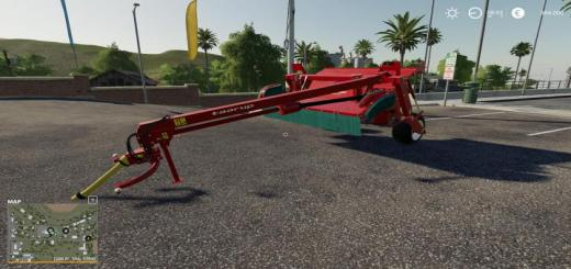 Photo of FS19 –  Kverneland / Taarup Trailed Mower Conditioner V1