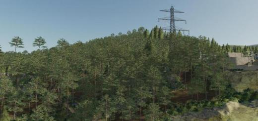 Photo of FS19 – La Vallee Forestiere Map V1