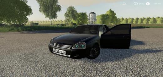 Photo of FS19 – Lada Priora Sedan V1.1