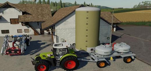 Photo of FS19 – Liquid Fertilizer Tank V1