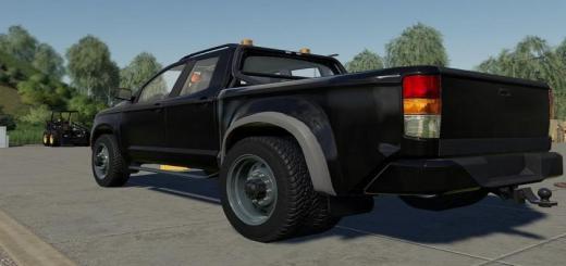 Photo of FS19 – Lizard Pickup 2014 5Th Wheel Edited V1
